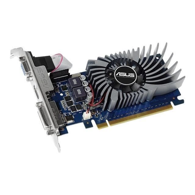 ASUS Carte graphique NVIDIA GeForce® GT730-2GD5-BRK - 2 Go - GDDR5