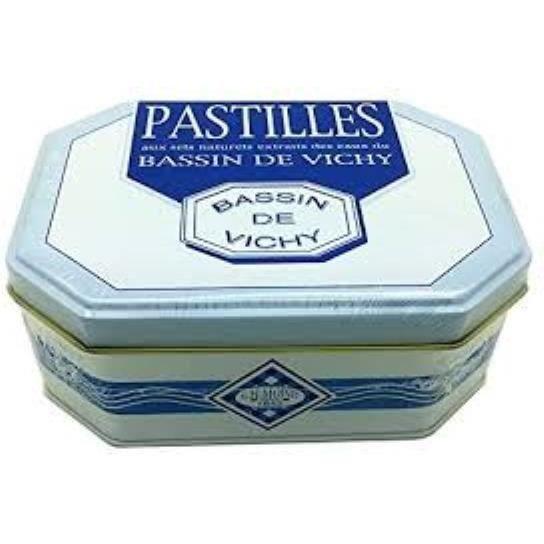 PASTILLES VICHY AUX SELS NATURELS - POIDS NET 300G