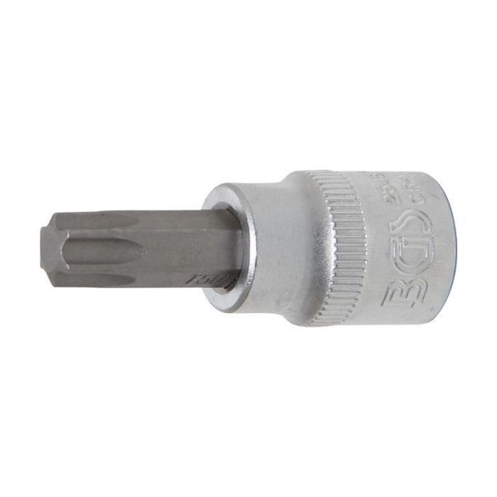 Douille à embouts 10 mm (3/8-) profil T (pour Torx) T50