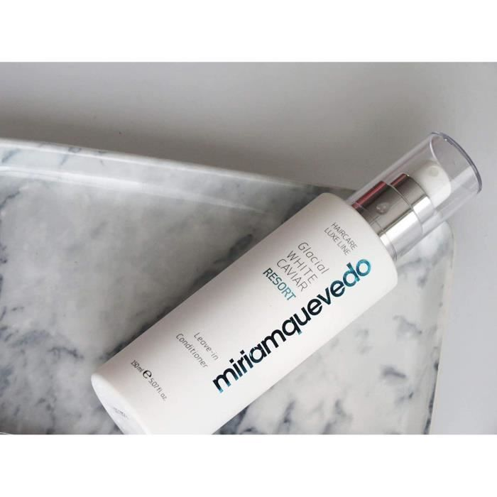 Après-shampooings Hair GLACIAL WHITE CAVIAR RESORT LEAVE-IN CONDITIONER-Cheveux GLACIAL WHITE CAVIAR RESORT REVITALISANT 224919