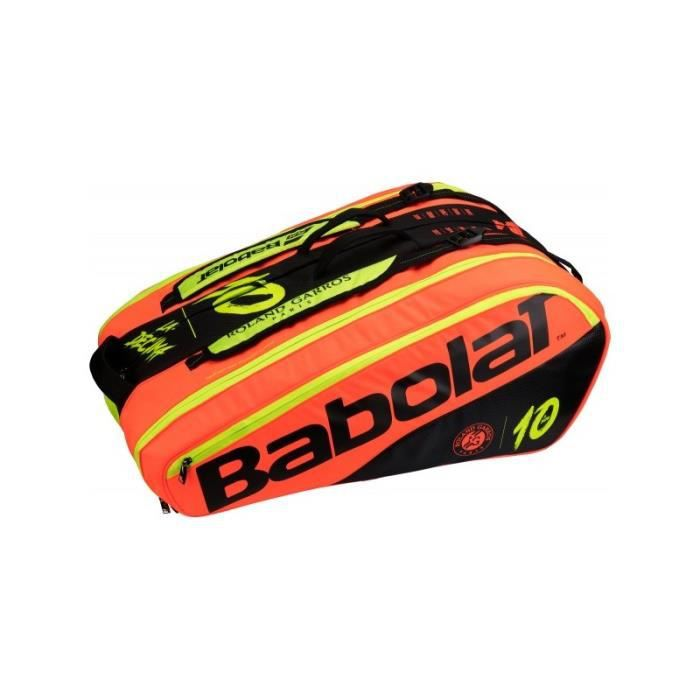 Thermo-Bag BABOLAT Pure Decima Roland Garros RHx12 PE 2018 Rouge