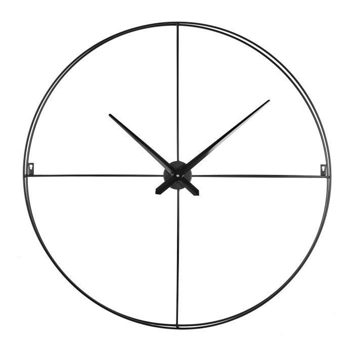 Horloge Filaire 80 cm