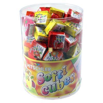 Hitschler Softi Cubes [Boîte de 100 pièces]