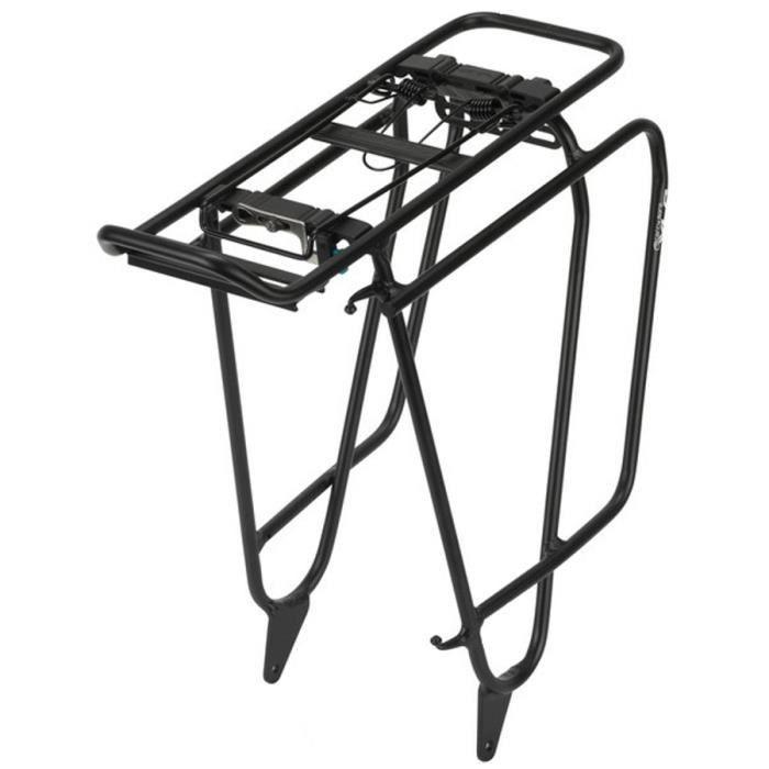 XLC Carry More - Porte-bagages - Fatbike noir