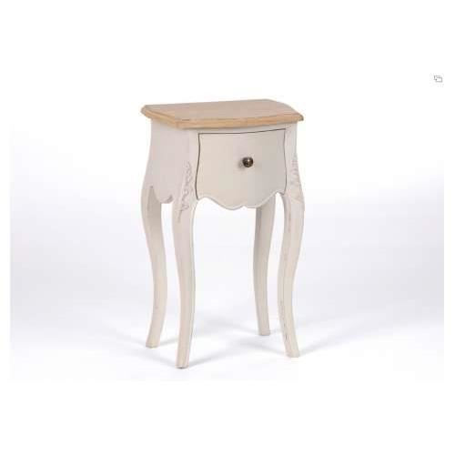 Table de chevet romantique amadeus achat vente chevet table de chevet rom - Cdiscount table de chevet ...