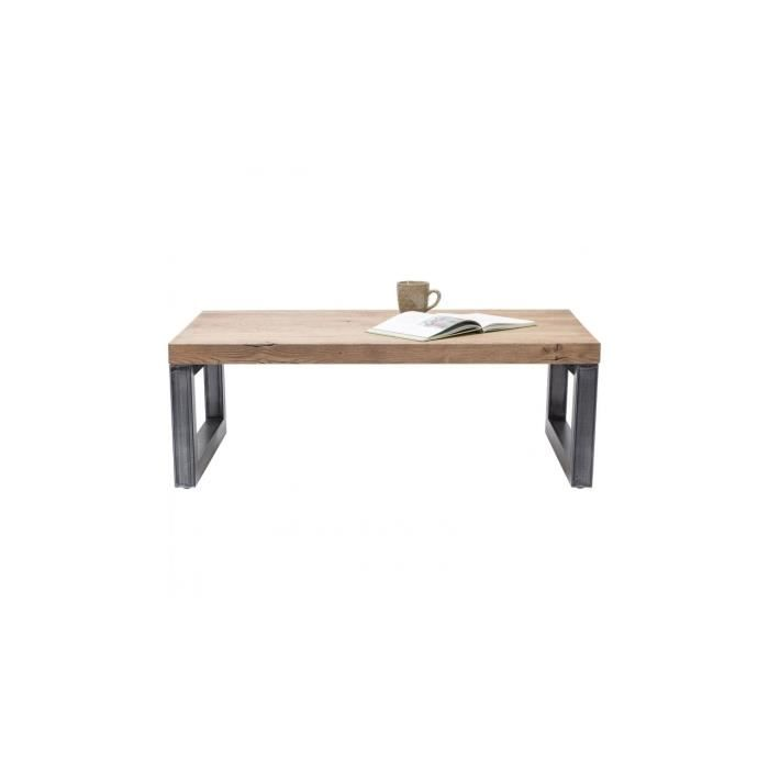 table basse seattle 120x70 cm kare design achat vente table basse table basse seattle 120x70. Black Bedroom Furniture Sets. Home Design Ideas