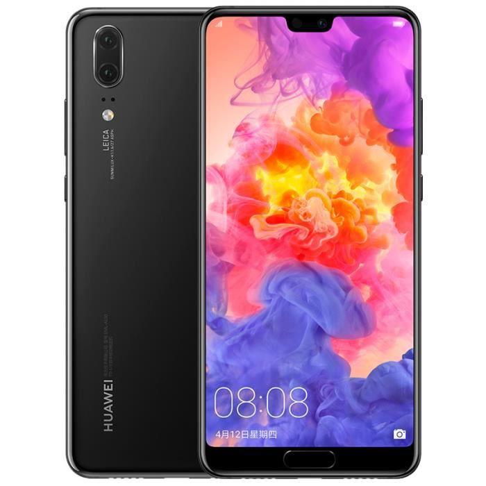 SMARTPHONE Huawei P20 6 Go + 128 Go Smartphone débloqué 4G 5,
