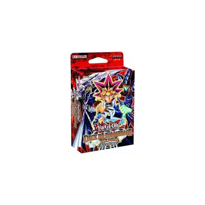 Yu-Gi-Oh 2 Cartes Edition Limitée sous Blister Neuve