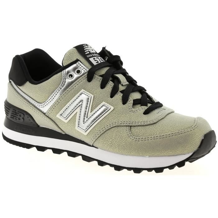 the latest c3ff3 d579a BASKET Baskets basses - NEW BALANCE WL574