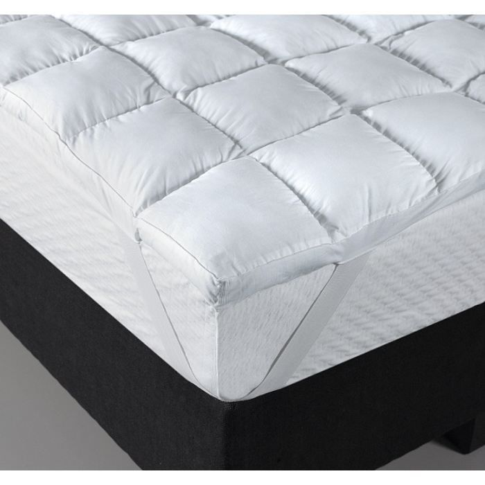 surmatelas bultex confort plus 140x190 achat vente sur matelas cdiscount. Black Bedroom Furniture Sets. Home Design Ideas