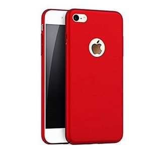 Coque iPhone 6 Rouge - Cdiscount Téléphonie