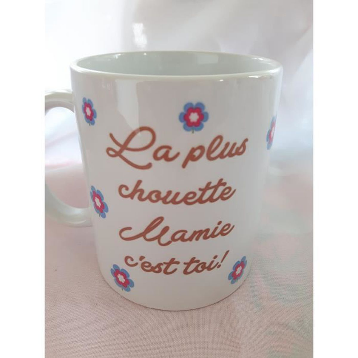 mug mamie achat vente mug mamie pas cher cdiscount. Black Bedroom Furniture Sets. Home Design Ideas