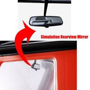 Acier Inoxydable 6Pcs Châssis Protection Plaque de protection pour TRAXXAS 1//10 Trx-4 Contrôle Radio Voiture