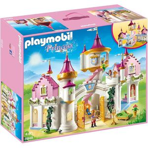 UNIVERS MINIATURE PLAYMOBIL 6848 Grand Château de Princesse