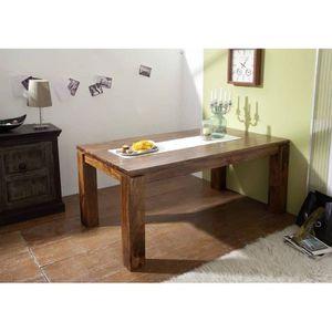 TABLE À MANGER SEULE Table à manger rectangulaire 160x100 cm, 6 Personn