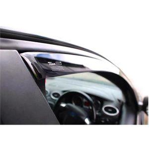 LEXUS LS 4-portes 2007-2017 Deflecteurs de vent 2-pièces HEKO Bulles