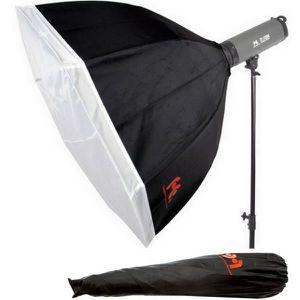 Phot-R 95cm Parapluie Pliable Octabox Bo/îte /à Lumi/ère de /étui pour Studio Bowens S-Type Monter lanneau de Vitesse int/érieur et ext/érieur diffuseurs 37 Portable Pliable