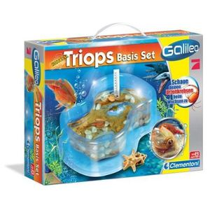 JEU D'APPRENTISSAGE CLEMENTONI 69248.4 GALILEO TRIOPS BASIS JEU ÉDU…