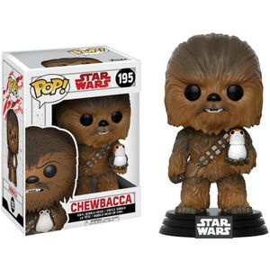 FIGURINE DE JEU Figurine Funko Pop! Star Wars Ep.8 The Last Jedi :