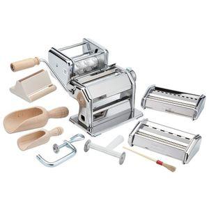 MACHINE À PÂTES Kitchen Craft Coffret Machine à Pâtes Manuelle Imp