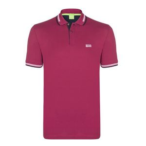 POLO Hugo Boss Polo Homme Bordeaux