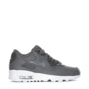 BASKET Basket mode Nike Air Max 90 Leather GS - 833376012