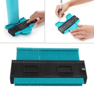 90 ° angle droit plastique L forme carré Pince Mesure Ruler positionneur jauge NEUF