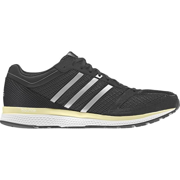 Chaussures Running pour homme Zéro Bounce M - NoirCHAUSSURES DE RUNNING - CHAUSSURES D'ATHLETISME