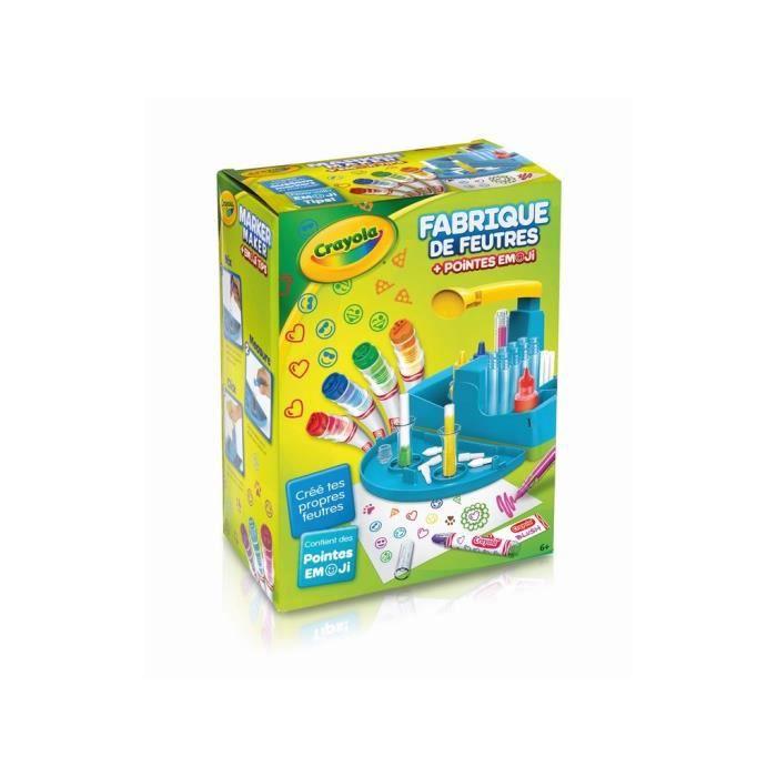 Fabrique De Feutres Crayola