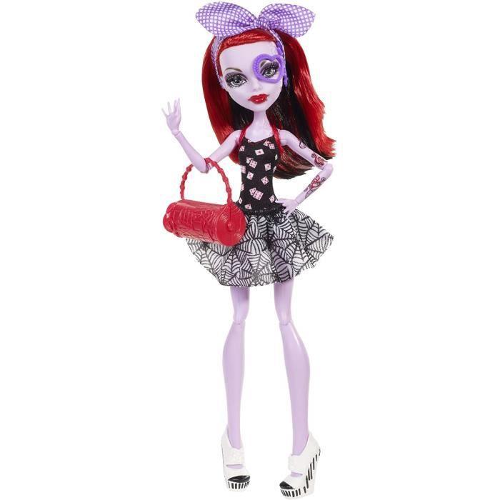 Monster High - Y0433 - Poupée Mannequin - Poupée Danse - Operetta 126