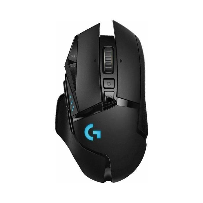 G502 Hero Dominé souris de jeu filaire souris gamer Noir