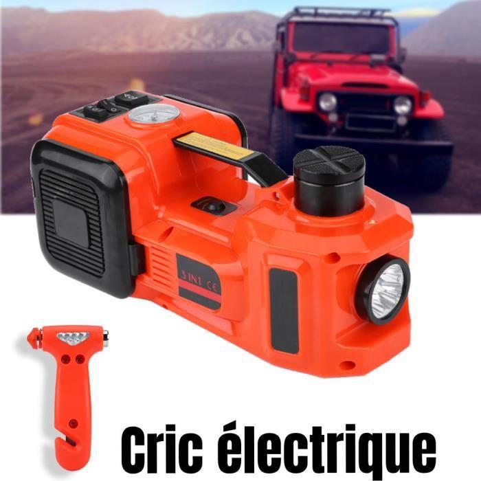 Levage de voiture électrique cric hydraulique de 5T MAX simple et rapide 150W 13A 12V -LAG14