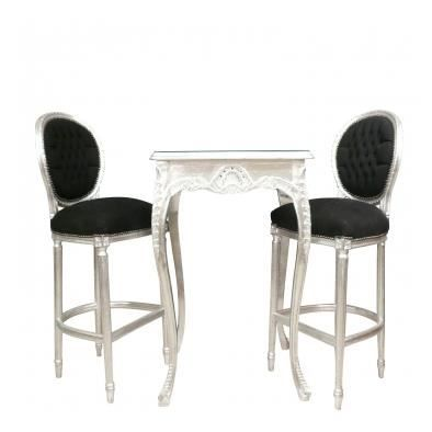 table baroque de bar achat vente table a manger seule. Black Bedroom Furniture Sets. Home Design Ideas