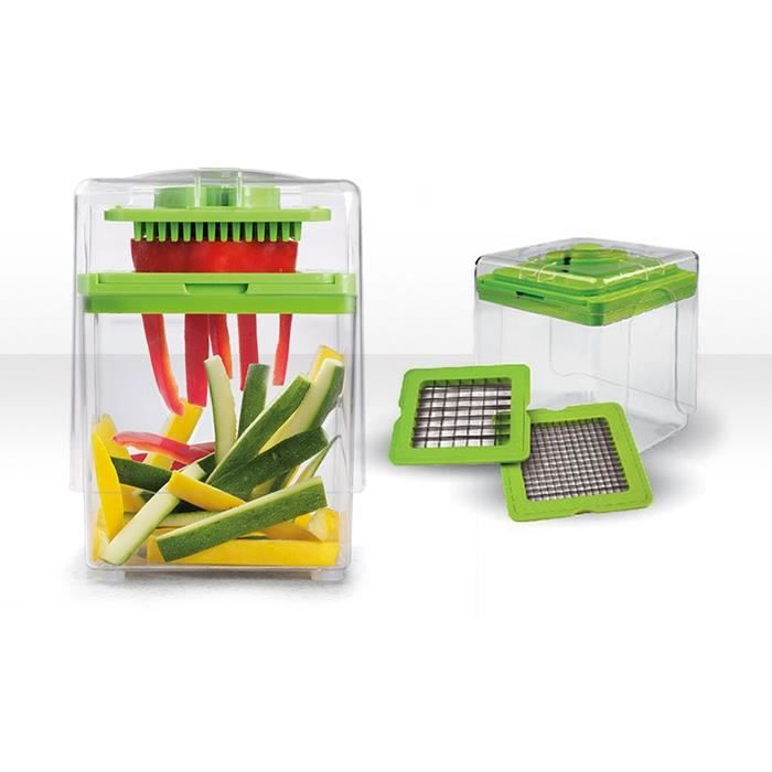 Coupe l gumes magic dicer achat vente ensemble de d coupe coupe l gumes magic dicer cdiscount - Coupe legumes nicer dicer plus ...