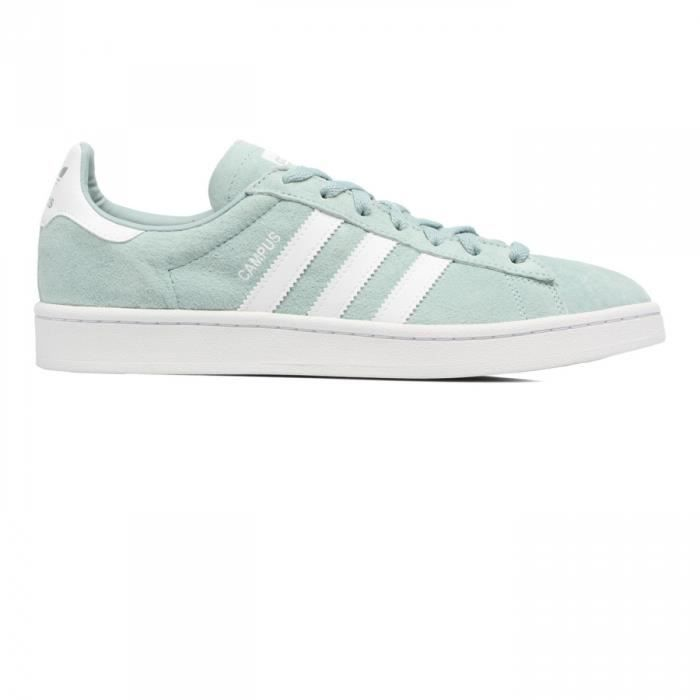 Basket adidas Originals Campus Stitch and Turn - CQ2472 Rouge Rouge - Achat / Vente basket  - Soldes* dès le 27 juin ! Cdiscount