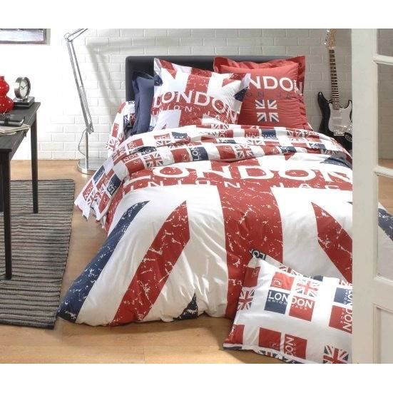 london union jack housse de couette 200x200 achat vente housse de couette. Black Bedroom Furniture Sets. Home Design Ideas