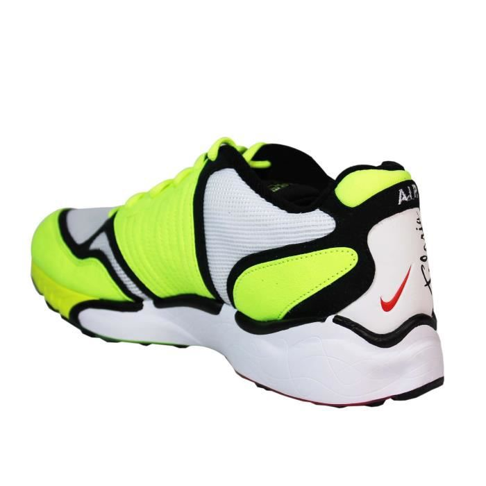 NIKE HOMME 844695621N JAUNE POLYESTER BASKETS