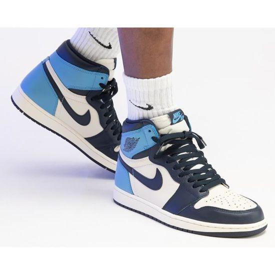 Airs Jordans 1 Retro High OG Chaussures de Basket Airs Jordans One