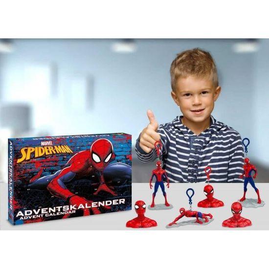 Calendrier De L Avent Spiderman.Spiderman Calendrier De L Avent Achat Vente Calendrier