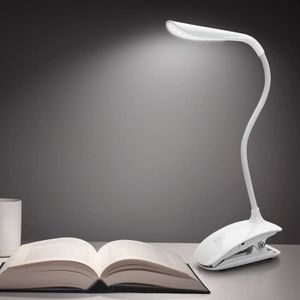 LAMPADAIRE Lampe Clipsable Lecture Liseuse Led - Rechargeable