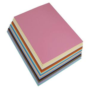 50 x 70 cm Bleu Clair Clairefontaine Pastelmat Draps paquet de 5 360 g