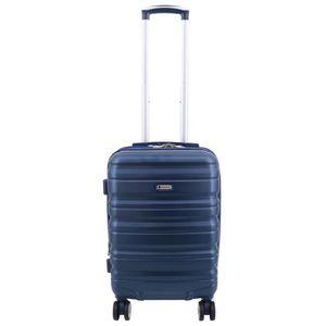 VALISE - BAGAGE Valise cabine Worldline ABS & polycarbonate 4 roul