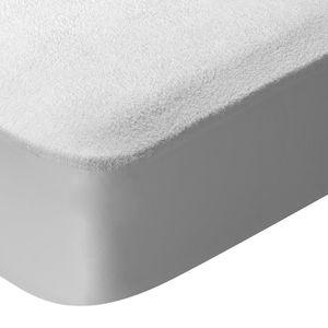 PROTÈGE MATELAS  Pikolin home - Protège-matelas Éponge, 100% coton,