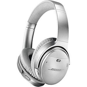 CASQUE - ÉCOUTEURS Bose QC35 II Wireless Headphones Silver Casque aud