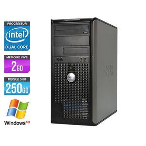 UNITÉ CENTRALE  PC Pc Dell Optiplex 745 Tour - Pentium D - XP Pro