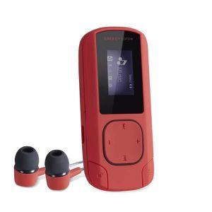LECTEUR MP3 Lecteur MP3 Energy Clip Coral 8Go Radio FM
