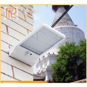 LAMPE DE JARDIN  Lampe solaire 36 LED sans fil étanche avec détecte