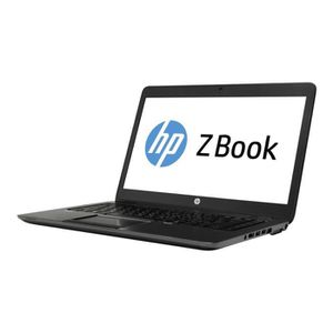 ORDINATEUR PORTABLE HP ZBook 14 Mobile Workstation Core i7 4600U - 2.1