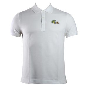 POLO Polos Lacoste Ess Country Flags Brazil