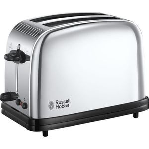 GRILLE-PAIN - TOASTER RUSSEL HOBBS 23311-56 Toaster Grille-Pain Victory